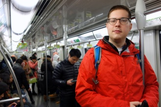 Venturing on the Shanghai Metro