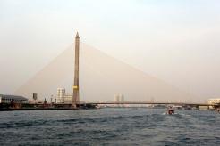 Rama 8 Bridge - designed by Buckland & Taylor