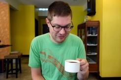 Coffee = not so delicious