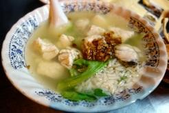 Fish rice porridge