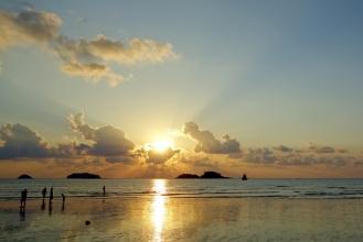 Klong Prao Beach Sunset