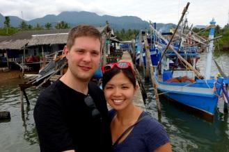 End of Salak Phet pier