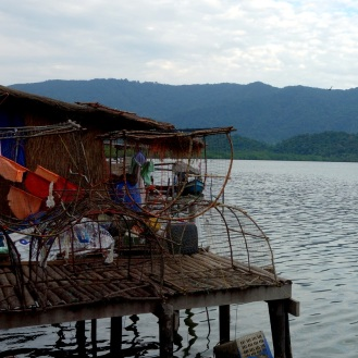 Salak Phet fishing village