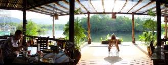 Breakfast at Mangrove Hideaway