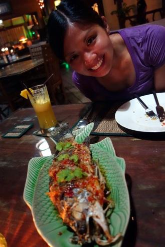 Fried fish 3 senses redux
