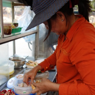Cambodian Sub Lady