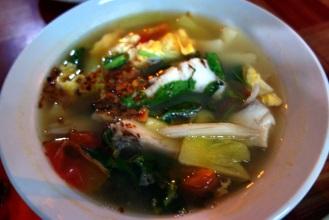 Sour Fish Soup...