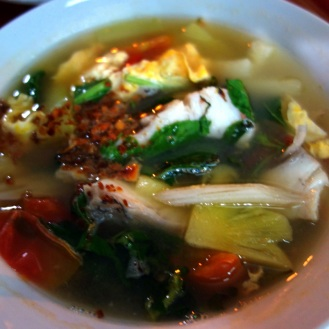 Sour Fish Soup...