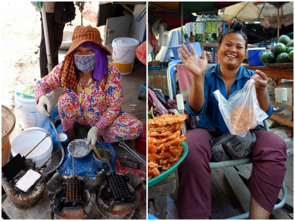 Siem Reap - City & Food1