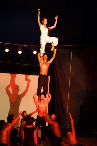 Circus action