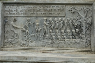 Bas relief from Well of Shadows. Increadibly sad...