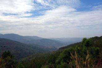View in the hills near Dalat