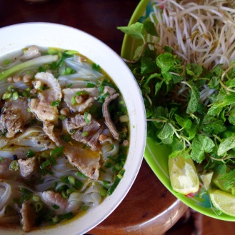 More breakfast pho.