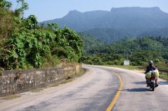 More mountain roads.