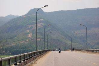 Bridge on highway to the coast.