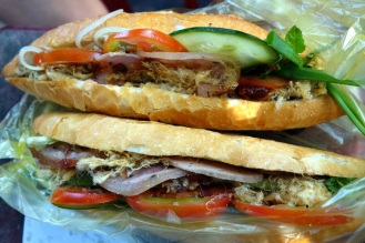 Best banh mi ever, no exaggeration