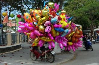 Balloons for Tet!