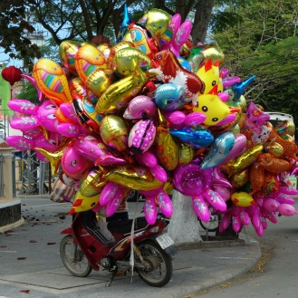 Balloons for Tet!