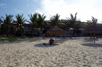 Beach umbrealla