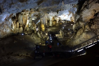 First glimpse inside Paradise Cave