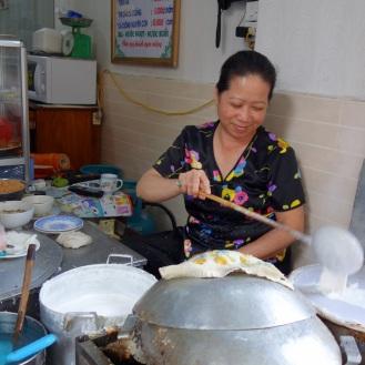 Banh Cuon vendor