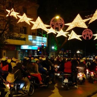 Many many motorbikes