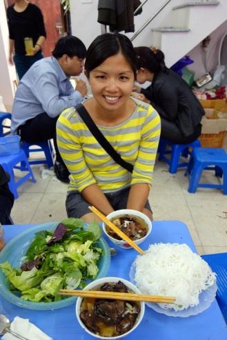 Bun Cha (at 34 Hang Than)