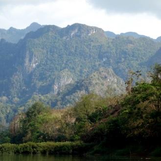 Some spectacular karst scenery