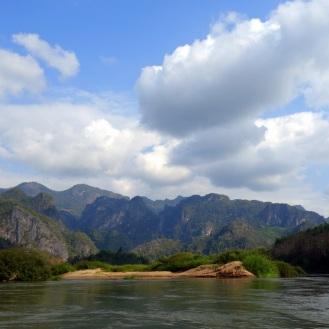 More river scenery