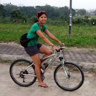 Chiang Rai biking
