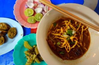 Lamduan Khao Soi in Chiang Mai