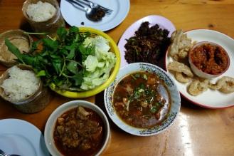 Fantastic Northern Thai dishes at Aroon
