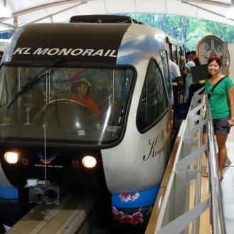 Monorail, monorail, monorail!