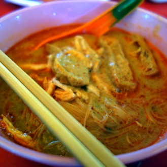 Imbi Market curry laksa