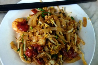 Fantastic char kway teow
