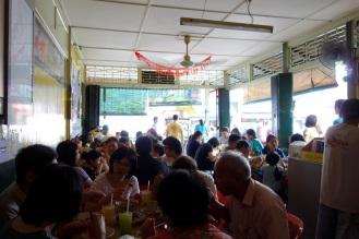Asam laksa restaurant (name escapes me)