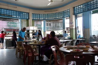 Internation Hotel restaurant