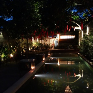 Wandering through China House