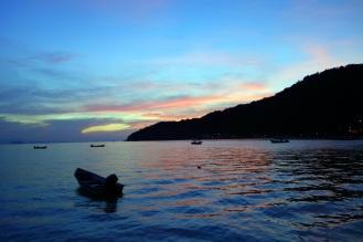 Beautiful Perhentian sunset