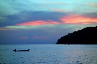Perhentian sunset