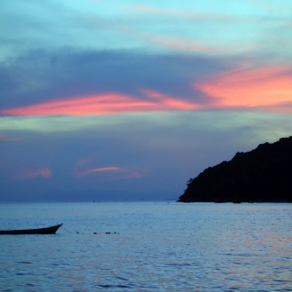 Perhentian sunset