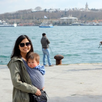 Along the Bosphorus