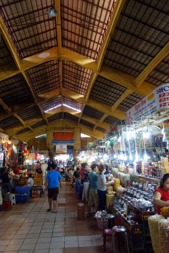 inside the ben thank market