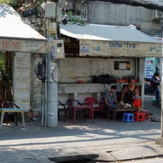 coffee stalls galore