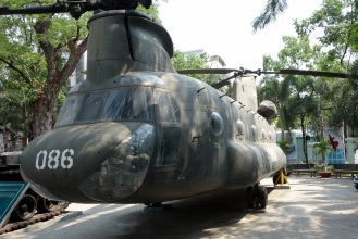 at the war remnants museum