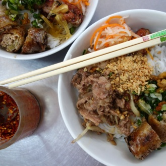 another deliciuos bun thit nuong