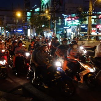 Motorcycles everywhere we go