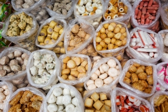 Fish balls, fish balls, fish balls....