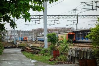 Trains!