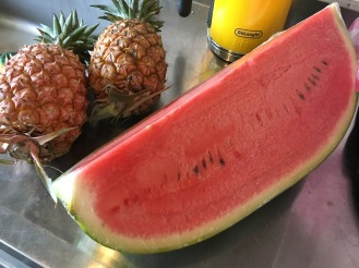Loving the Taiwan watermelons...